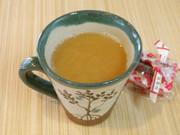 おやつ&夜食❀蜂蜜きな粉ミルクティーの写真