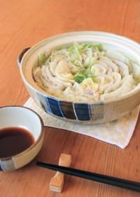 絶品♪豚肉と白菜のミルフィーユ鍋