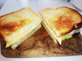 ♡安い食パンで絶品サンドイッチ♡