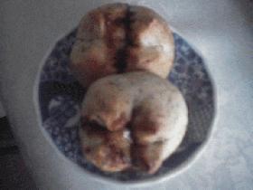 お好み焼き風味パン
