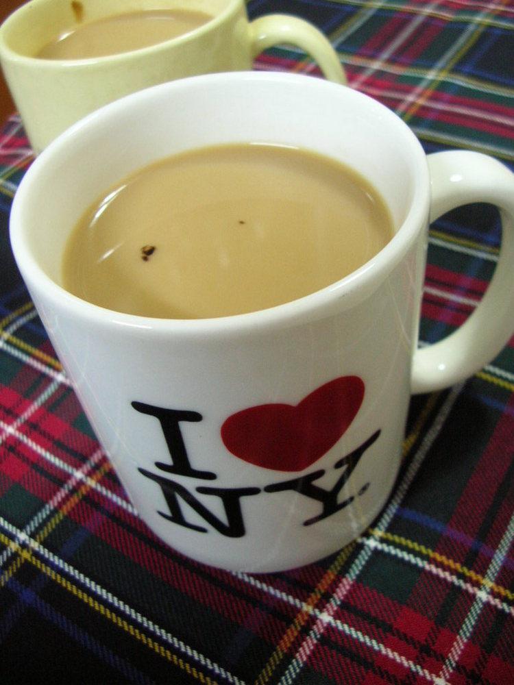 おうちで香港式珈琲紅茶♪鴛鴦茶をどうぞ