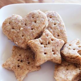 コストコのアーモンドバターで♡クッキー