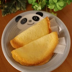 HMで作る簡単フォーチュンクッキー