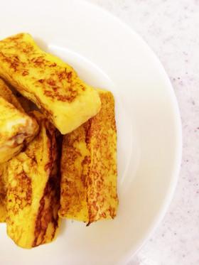 離乳食中期♡手づかみフレンチトースト