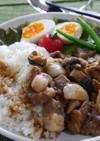 台湾風豚丼 ルーローファン