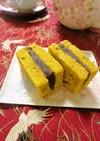 シベリア風おから&南瓜ケーキ