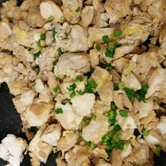 ツナいり豆腐
