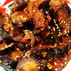 簡単☆茄子の味噌煮