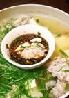 関西風湯豆腐