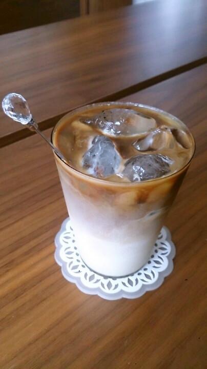妊娠&授乳期に♪アイスハーブコーヒー