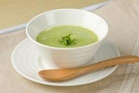 ズッキーニとじゃが芋の簡単おいしいスープ