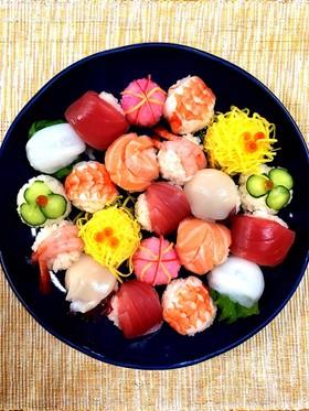 手まり寿司*ひな祭り