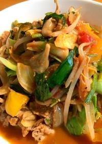 タイ風八宝菜