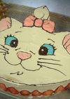 おしゃれキャット☆マリーちゃんケーキ