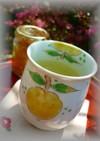 柚子りんご緑茶❀