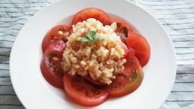 トマトと新玉ねぎのマリネ風サラダ