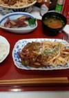 血管プラークダイエット食270(刺身)