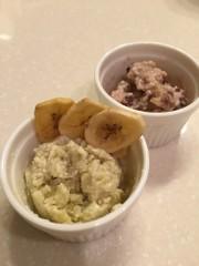 材料3つ!バナナ豆腐アイスの写真