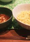 マルちゃん製麺つけ麺アレンジ
