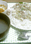 カオマンガイ(タイ風蒸し鶏チキンライス)