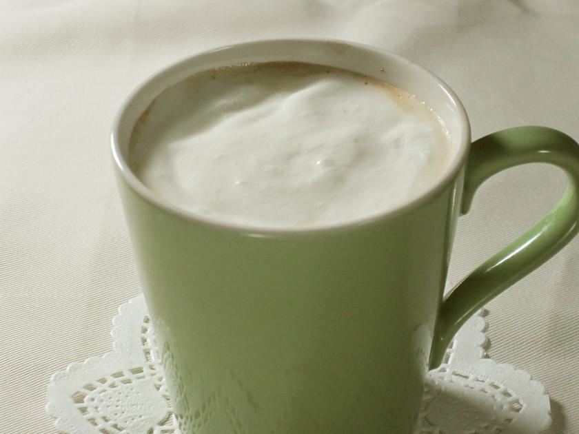 紅茶とココアと生クリームと。