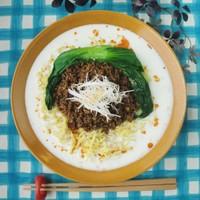 ミルク坦々麺