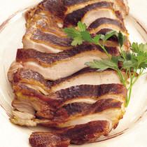 とり肉の燻製 カレー風味
