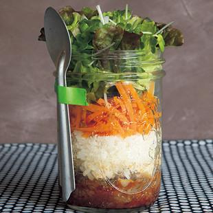 野菜たっぷりジャービビンバ