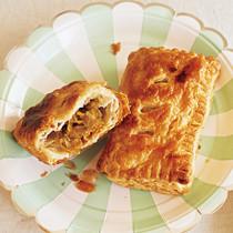 豚肉とキャベツのパイ