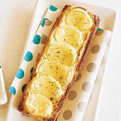 ポテトとクリームチーズのパイ