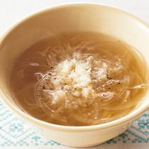 玉ねぎのかんたんスープ