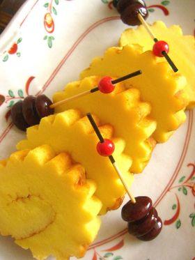 ハチミツを使って!●おせち・伊達巻●