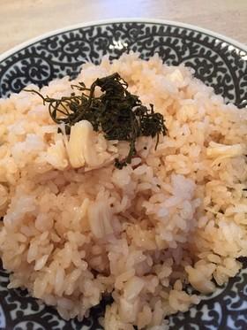 人気のレシピ♡ホタテの炊き込みご飯