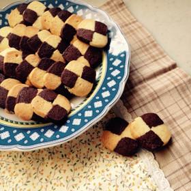 アイスボックスクッキー 市松模様❁