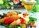 グレープフルーツ&トマトのサラダ