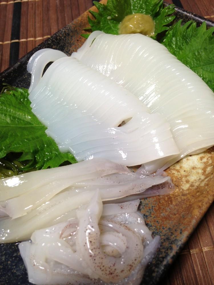 ヤリイカ さばき 方 ヤリイカのさばき方 釣魚図鑑(特徴・仕掛け・さばき方)