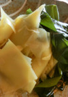 生筍(姫皮)の若竹煮♪簡単