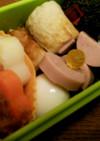 魚肉ソーセージのピック3種