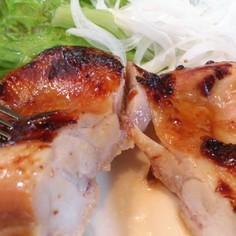 ♪鶏もも肉の粕漬♪