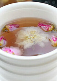 双花レモンナツメ茶