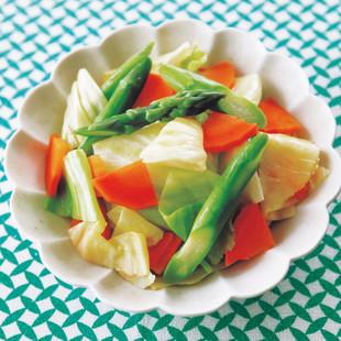 彩り野菜のあえもの