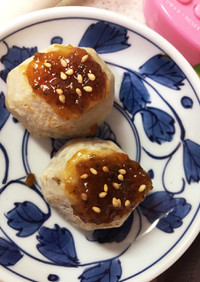 お弁当に☆焼里芋
