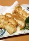 モンゴウイカの天ぷら