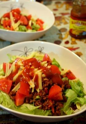 沖縄料理●あるもので簡単タコライス