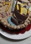 仮面ライダー ドライブ ケーキ♪
