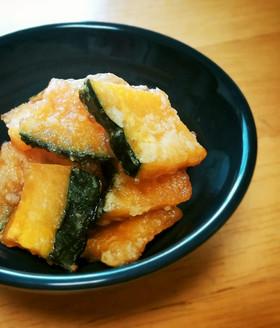 ポン酢で旨~い!焼きカボチャ☆簡単お弁当