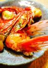 お祝い・節句♡金目鯛の兜煮♡あら炊き