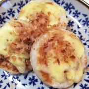 こんがり長芋バターしょう油焼きの写真
