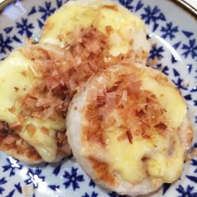 こんがり長芋バターしょう油焼き