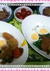 根菜&豚塊肉を圧力鍋でクイック調理♪